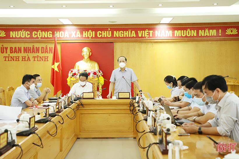 Hoàn thiện đề án phát triển, nâng cao hiệu quả doanh nghiệp Hà Tĩnh