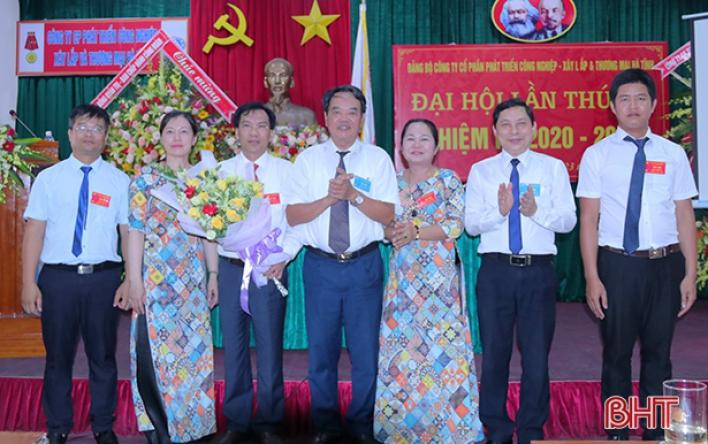 Ông Lê Đức Thắng tái cử Bí thư Đảng bộ...