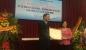 Trao tặng kỷ niệm chương cho đồng chí Đoàn Xuân Hưng, Thứ trưởng Bộ Ngoại giao